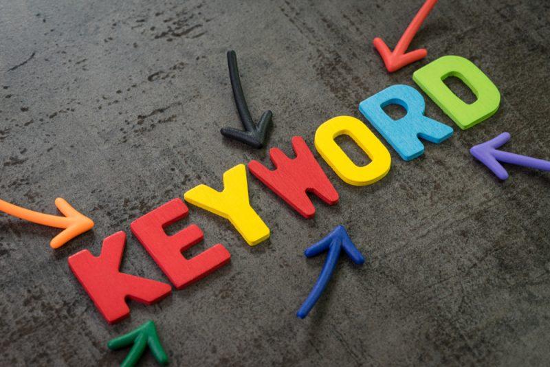 keyword SEO